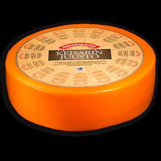 Juustoportti Keisarin juusto noin 5 kg kiekko