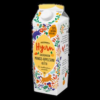 Juustoportti Hyvin sokeroimaton mango-appelsiinikeitto 1 kg