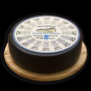 Juustoportti Pappilan juusto noin 5 kg kiekko