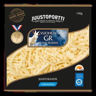 Juustoportti Vuohen Grand Reserve juustoraaste 150 g