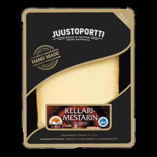Juustoportti kellarimestarin juusto 175 g