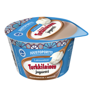 Juustoportti turkkilainen jogurtti 200 g