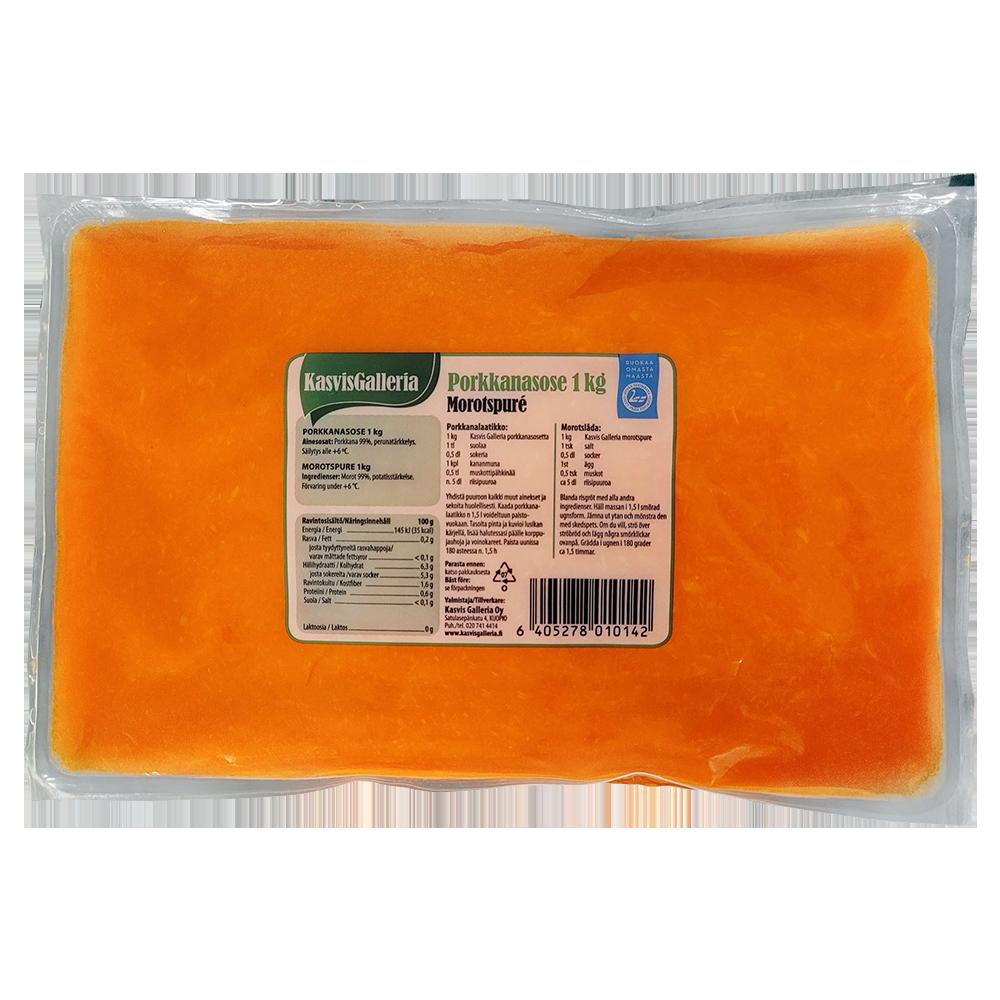 Porkkanasose 1000 g