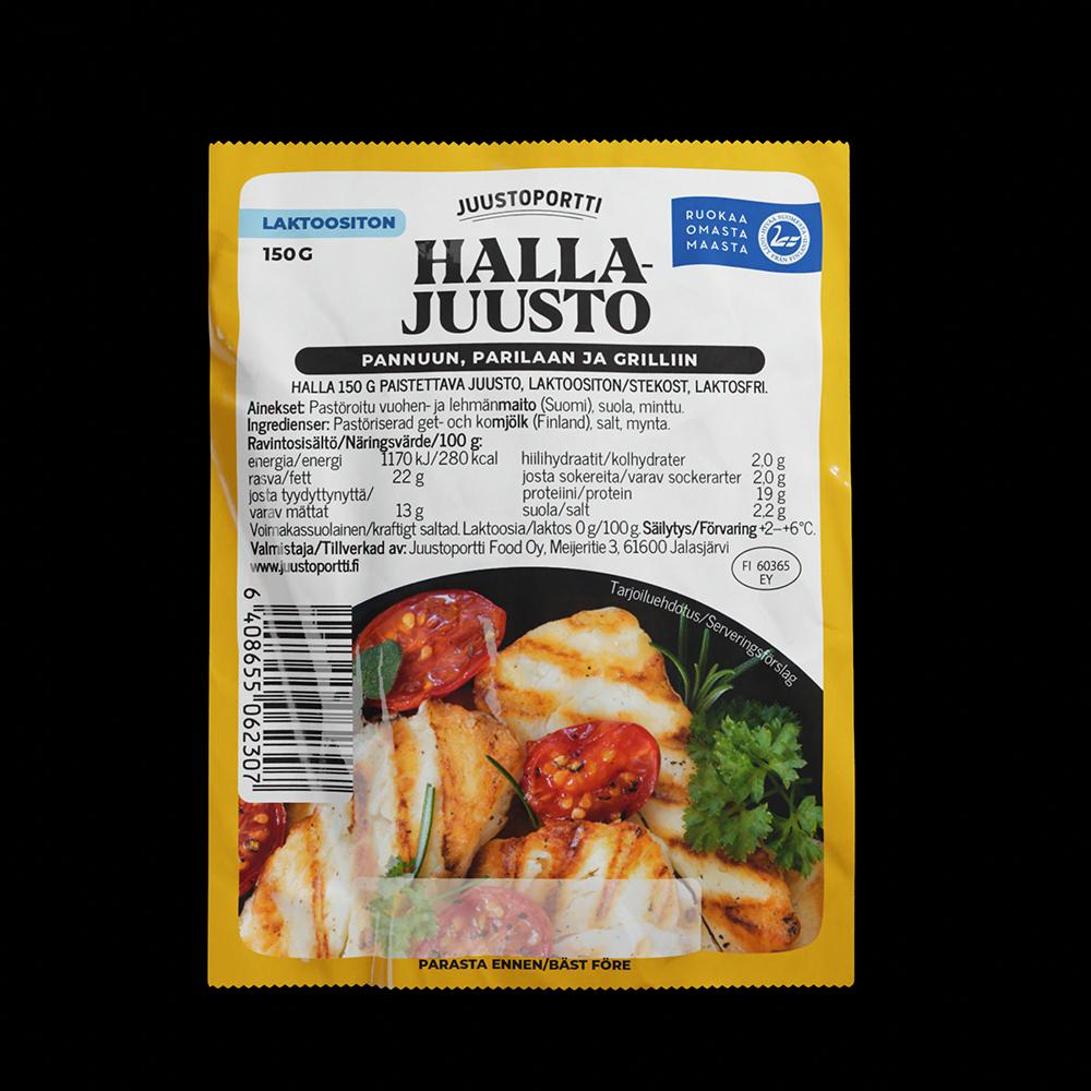 Juustoportti Halla 150 g paistettava juusto