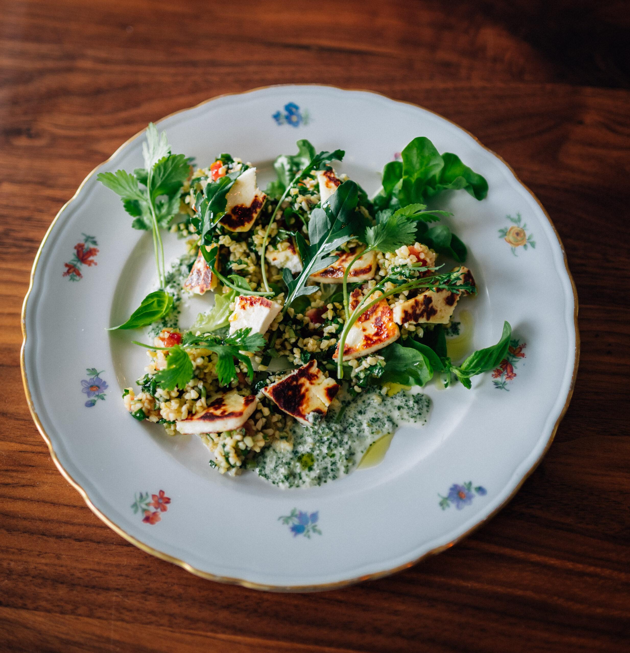 Halla-salaatti